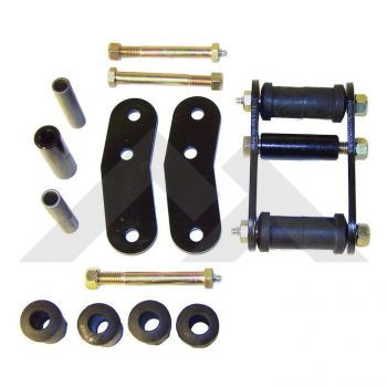 Leaf Spring Shackle Kit – Jeep Wrangler  YJ - RT21048 - Crown
