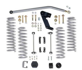 Rubicon Express - 3.5 Inch Standard Coil Lift Kit - FREE Ship