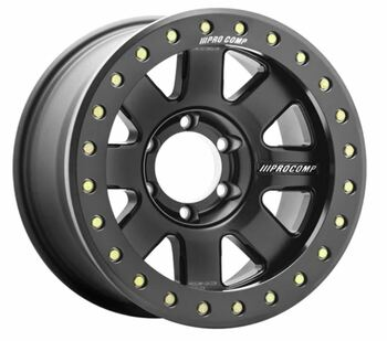 Pro Comp Beadlock | Trilogy Race Wheel | 75 Series | 17x9