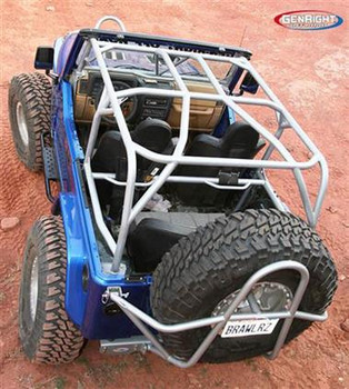 Complete Roll Cage - GenRight