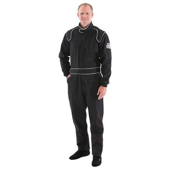 Driving Suites - Crow Single Layer 1-Piece (Adult)