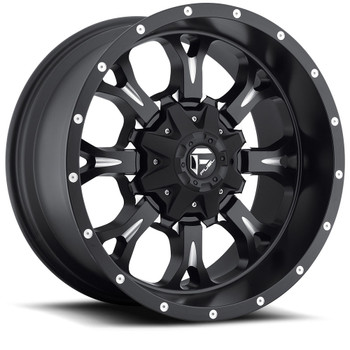 Fuel Off-Road Wheels | Krank D517