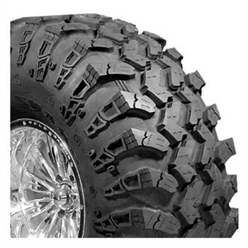 Super Swamper 39.5x13.50-17LT Tire, IROK Bias Ply