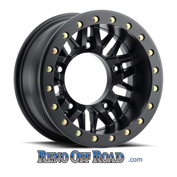 Raceline Beadlock Buggy Wheels | 5x205 at www.RenoOffRoad.com BLACK