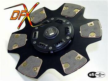 "Clutch Disk | Centerforce DFX Clutch | 11"" / 10 Spline at www.renooffroad.com"