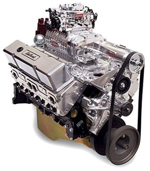 Edelbrock - Crate Engine | E-Force RPM Supercharged | 350 CID | 9.5:1 Compression  at www.renooffroad.com
