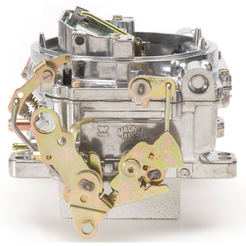 Edelbrock Performer Series 600 CFM Carburetor with Electric Choke in Satin www.renooffroad.com