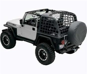 Jeep Cargo Restraint Net
