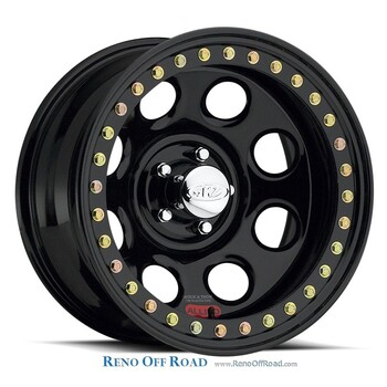 Raceline Steel Beadlock Wheel | Rock 8 | RT81