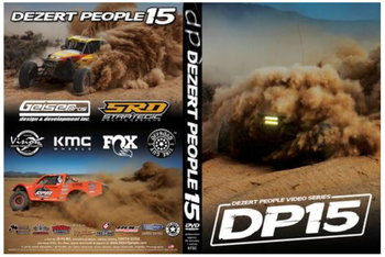 Dezert People - 15 (DP15) at www.renooffroad.com