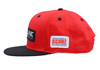 Raceline Hat | Official Wheel of Score Int'l  | Snapback Hat