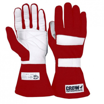 Racing Gloves | Crow | Standard Black Driving Gloves