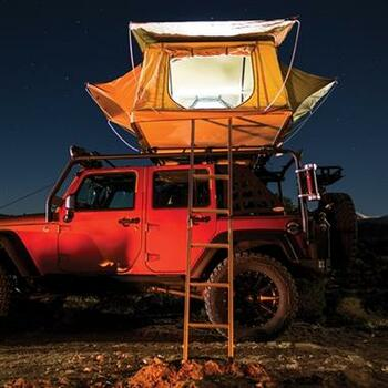 Overlander Roof Top Tent | XL |  renooffroad.com