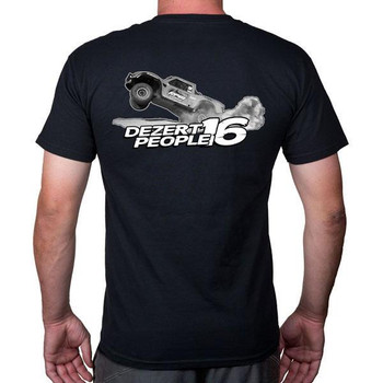 T-Shirt | Dezert People 16 | Swag