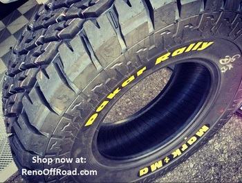 Tri-Ace Tires | Dakar Rally & Baja Rally | 17""