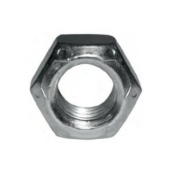 Grade 8 Fine Thread | 9/16-18 Lock Nut