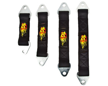 Trail-Gear Rock Assault | 6-Ply Limit Straps