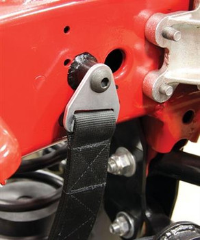 JK Suspension Limit Strap Kit