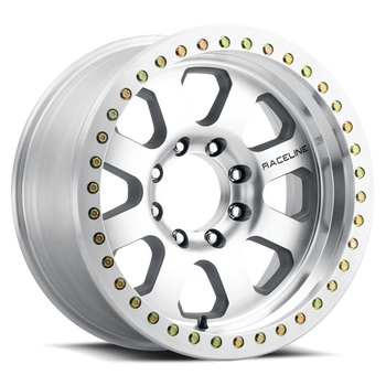 Raceline Beadlocks | 20x10 | Avenger Cast Aluminum | RT260 Machined