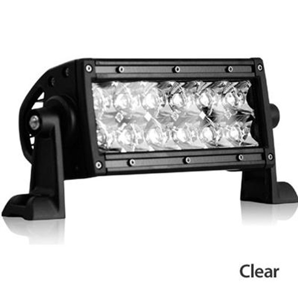 "E-Series 6"" Clear Spot Light Bar"