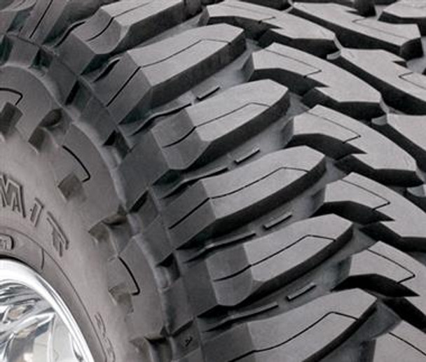 Open Country M/T Tire Size: LT275/65R20