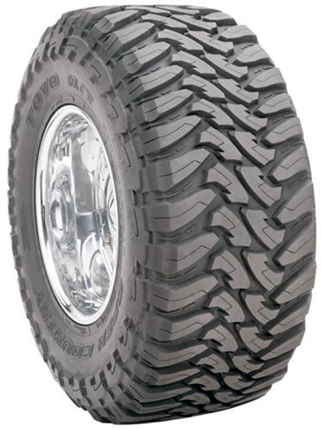 Open Country M/T Tire Size: LT285/75R16