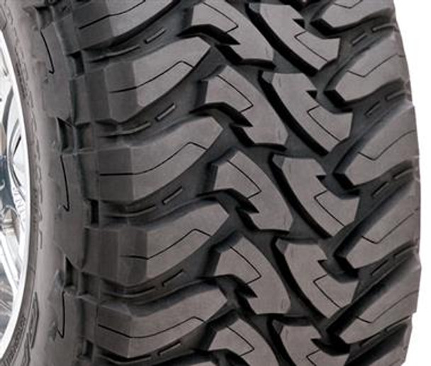 Open Country M/T Tire Size: LT295/70R17