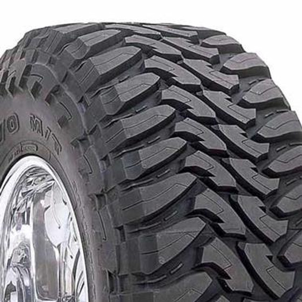 Open Country M/T Tire Size: 31x10.50R15LT