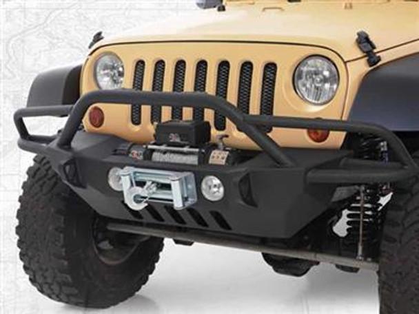 SRC Gen2 Front Bumper - Black Textured