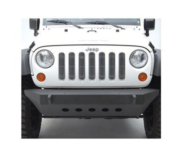 Classic Rock Crawler Front Bumper with D-ring Mounts