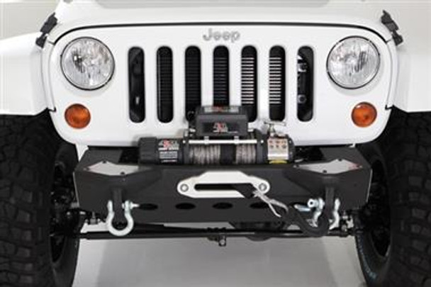 XRC M.O.D. Modular Center Section with Winch Plate and D-ring Mounts