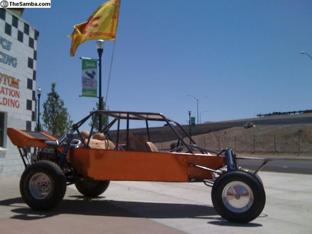 Tatum Demon Buggy For Sale - Sand Rail