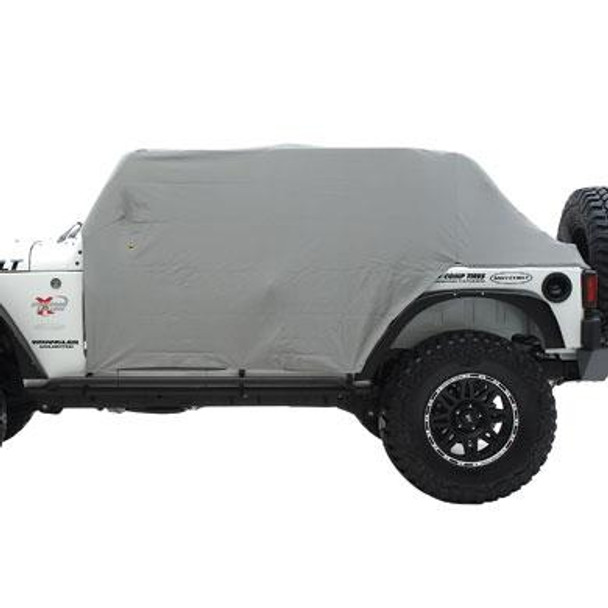 Cab Cover with Door Flaps (4-Door) Jeep