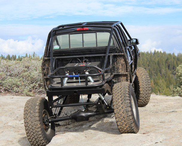 Three-Link Long Travel Rear Trail-Link Suspension Kit by: Trail Gear