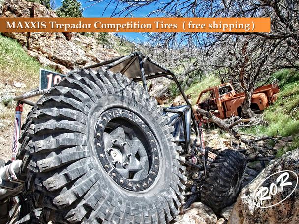 40X13.50-17 Trepador Competition Stickies
