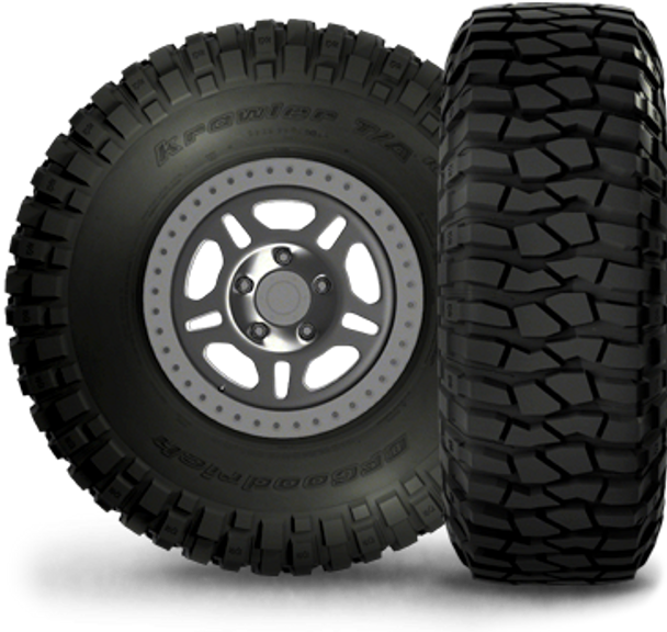 BFGoodrich Krawler Red Label (Non-Dot) Sticky – Competition Tires