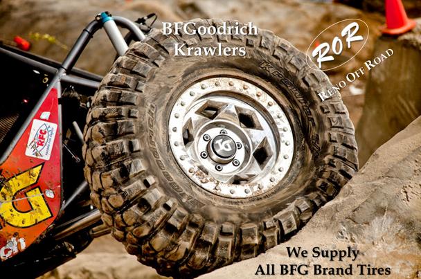 BFGoodrich Krawler KX 39x13.50-17 Red Label - Stickies (Non-Dot)