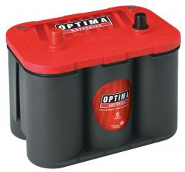 Optima Red Top Battery - Group 34