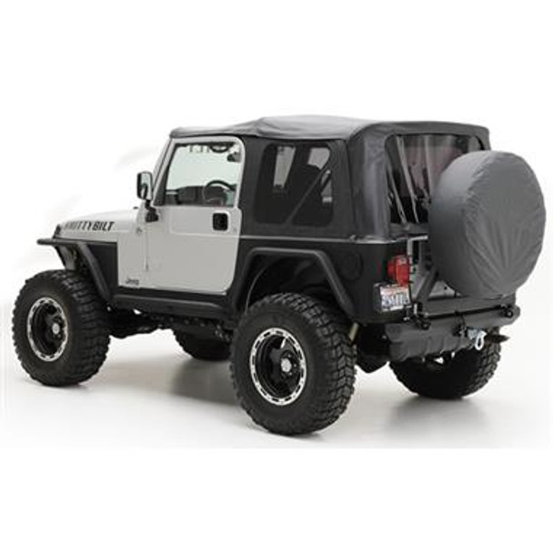 Soft Top Replacement - Smittybilt