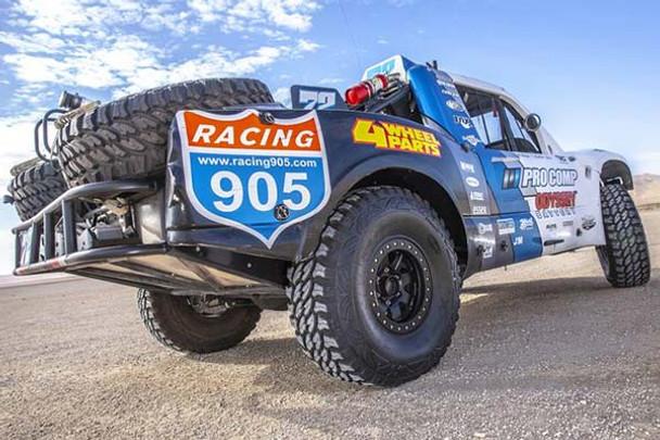 Pro Comp Beadlock   Trilogy Race Wheel   75 Series   17x9