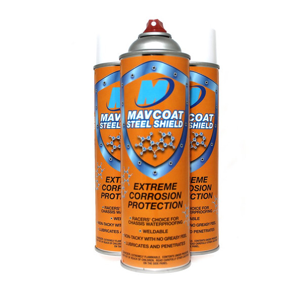 MavCoat Steel Shield - Rust Protection