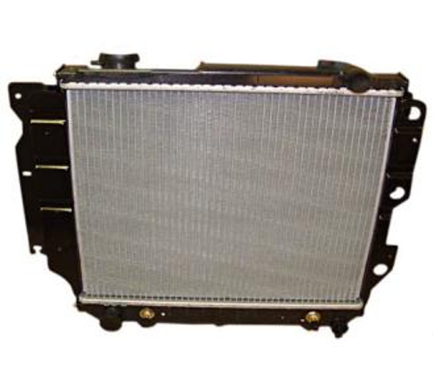 Replacement Radiator - Jeep Wrangler