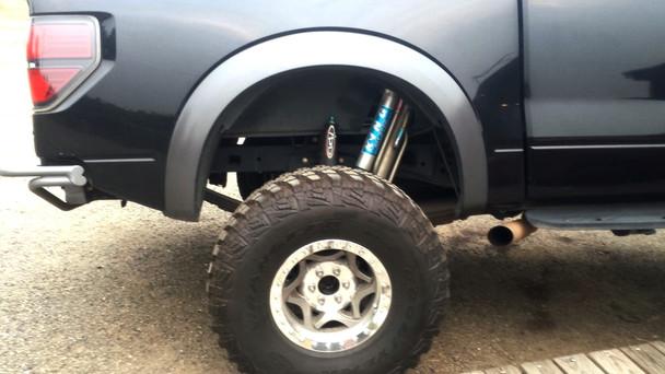 """17x8.5"""" Beadlock Racing Wheels - Walker Evans Racing"""