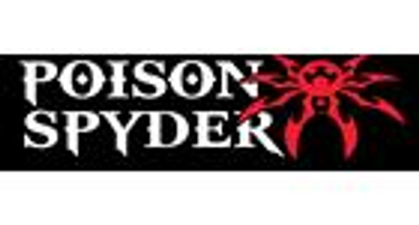 Crusher Corners - Black Powder Coat for OEM Tail Lights by: Poison Spyder