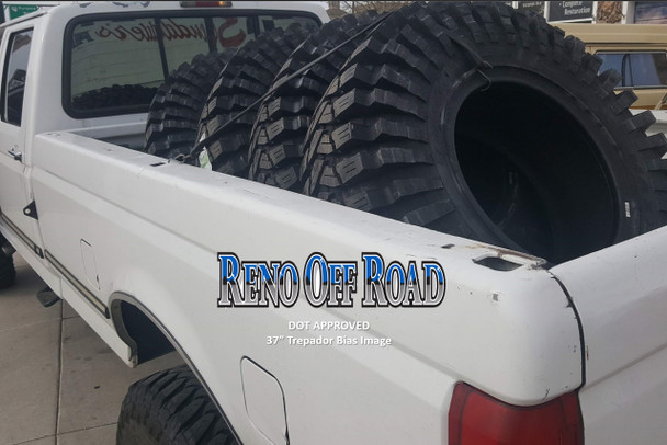 37x13.50-17 Trepador Bias at Reno Off Road