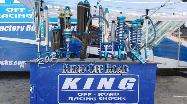 King Bypass Shock - Performance (PR) www.renooffroad.com
