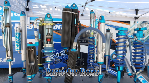King Bypass Shock - Performance (PR) www.renooffroad.com