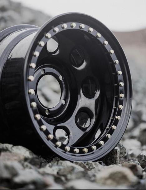 Battle Born Wheels | Gatekeeper | Beadlock | 17x9 | Black