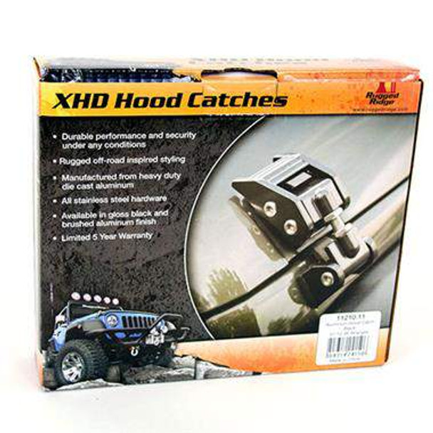 Jeep Locking Hood Latch Kit