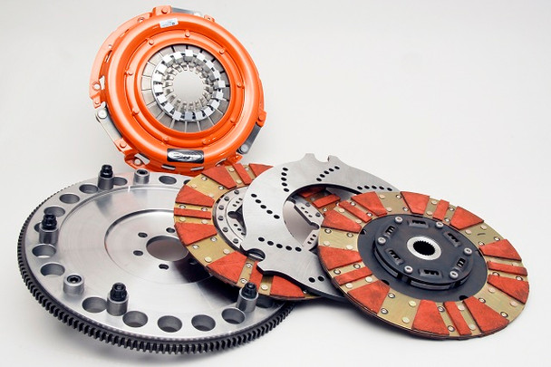 Twin Disc Clutch | Centerforce Dyad Drive System | 73-90 GM Truck at www.renooffroad.com